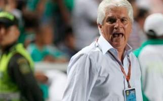 Julio Avelino Comesaña es el nuevo DT de Sud América. Foto: @IASA1914