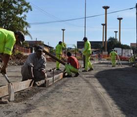 """Intendencia presentó plan de obras. Un """"shock"""" de infraestructura con una inversión de 249 millones de dólares"""