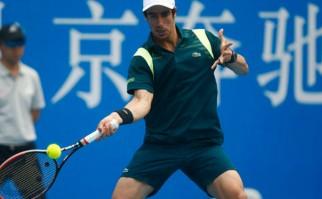 Cuevas venció a Berdych en el ATP 500 de Beijing. Foto: EFE