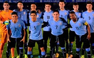 Uruguay venció a Rusia en un amistoso sub 18. Foto: AUF