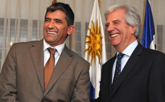 """47 % de los uruguayos considera """"mala o muy mala"""" la situación económica del país. Foto: Presidencia del Uruguay."""
