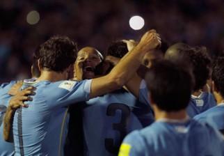 Puntaje perfecto para Uruguay que goleó a Colombia en el Centenario