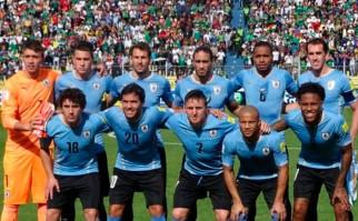 Uruguay va por los seis puntos en el arranque de las Eliminatorias . Foto: AUF
