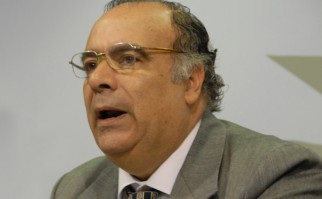 Héctor Lescano, embajador en Argentina.
