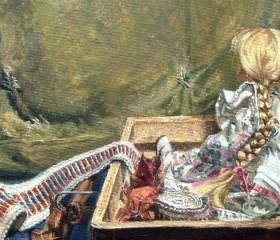 AGADU celebró las cuatro décadas del artista Clever Lara volcadas a la enseñanza de las artes visuales