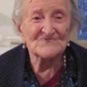 """""""Abuela de Europa"""" cumple 116 años: es la segunda más anciana del mundo y lo atribuye a """"seguir soltera"""""""