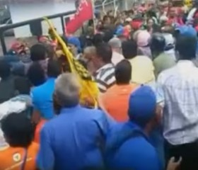 UNASUR exige a Venezuela que investigue a fondo asesinato de dirigente opositor en un acto político