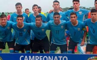 Brasil goleó a Uruguay por 6 a 0 en el Sudamericano sub 15 . Foto: AUF
