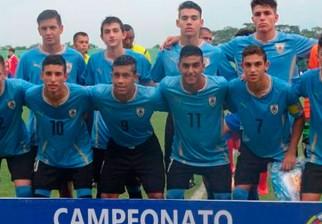 Brasil goleó a Uruguay por 6 a 0 en el Sudamericano sub 15