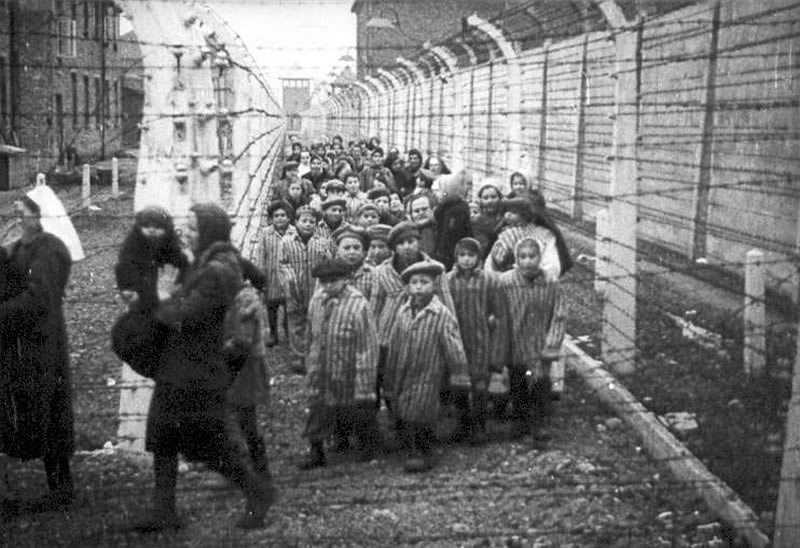 campo concentracion ashwitz