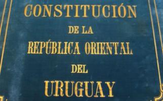"""""""Para nosotros, al igual que para la inmensa mayoría de los uruguayos, la opción debe ser defender el régimen consagrado en todas las constituciones del Uruguay desde 1830 hasta la fecha"""""""