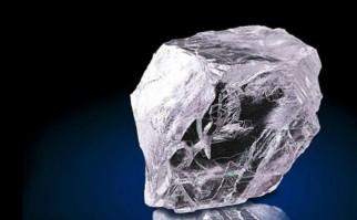 """Su tamaño es el segundo en la lista de los diamantes conocidos y solo es superada por el diamante """"Cuillan"""""""