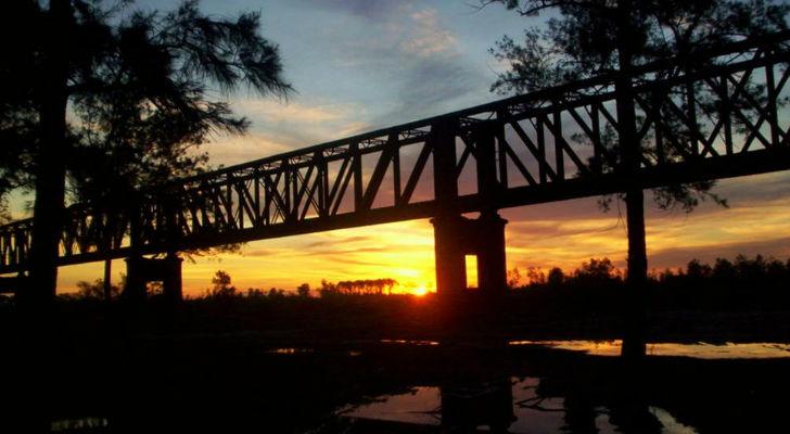FOTO: Puente Ferroviario - Durazno - Uruguay - Luis Ayala