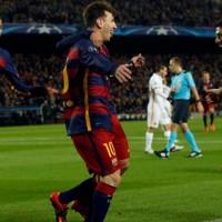 Suárez anotó 2 goles para la goleada por 6 a 1 ante la Roma