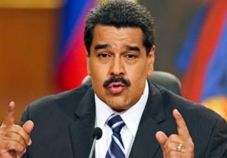 """El presidente de Venezuela Nicolás Maduro calificó de """"señor basura"""" a Luis Almagro por condenar la muerte de un opositor"""