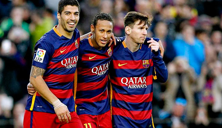 Neymar: Eng muximi - Messi va Suares bilan maydon tashqarisida xam yahshi munosabatdamiz