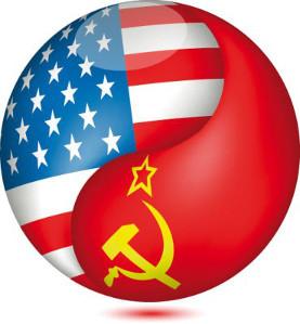 Resultado de imagen de La palindromía de la Guerra Fría