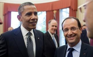 Mientras Hollande busca derrocar al gobierno de Al Assad en Siria, Obama trata de evitar más incursión bélica en el área. Foto: Wikimedia Commons.