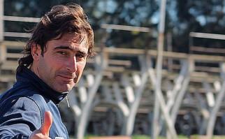 El retiro de Andrés Fleurquin. Foto: defensorsporting.com.uy