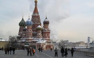 Catedral de San Basilio y la Plaza Roja, en el corazón de Moscú. Foto: Pixabay.