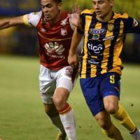 Esta noche se define el primer finalista de la Sudamericana 2015