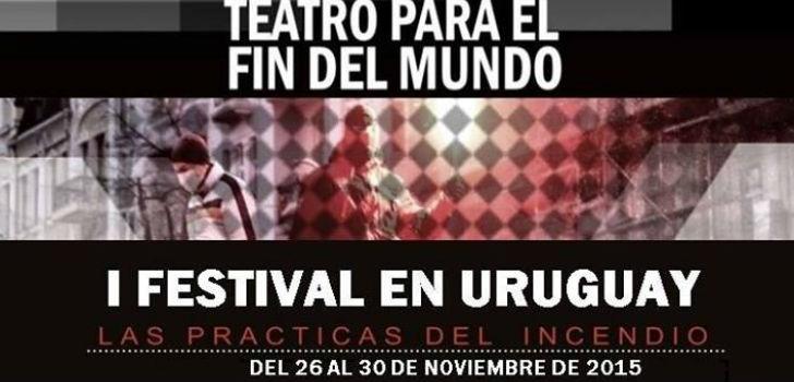 El Festival de Teatro para el Fin del Mundo llega al Cerro de Montevideo