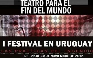 """Inauguran Festival de """"Teatro para el Fin del Mundo"""""""