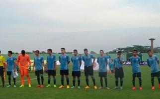 La selección uruguaya sub 15 venció a Bolivia por 3 a 1. Foto: AUF