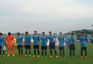 La selección uruguaya sub 15 venció a Bolivia por 3 a 1