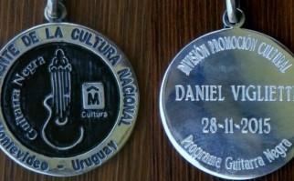 viglietti medalla