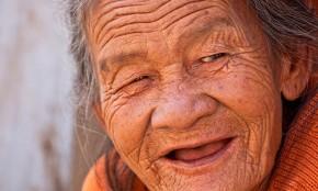 Las abuelas son la clave para una mejor nutrición