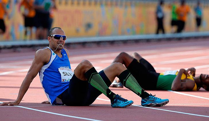 Andrés Silva debe cumplir seis meses de suspensión por dopaje. Foto: EFE