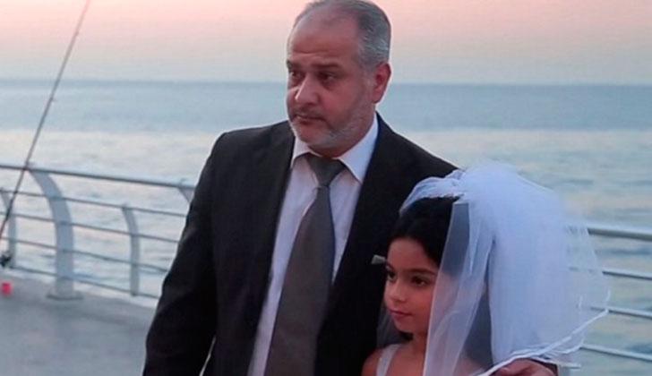 Buscan generar conciencia sobre el matrimonio infantil en el Líbano a través de un simulacro de boda