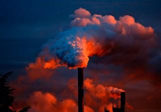 El aire contaminado es el principal factor de riesgo de salud ambiental en Europa