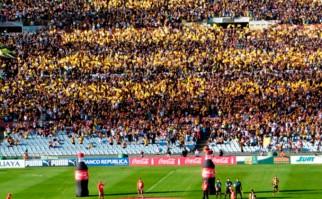 Ya se venden entradas para Peñarol - Juventud. Foto: @OficialCAP