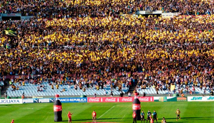 Ya se venden entradas para Peñarol – Juventud