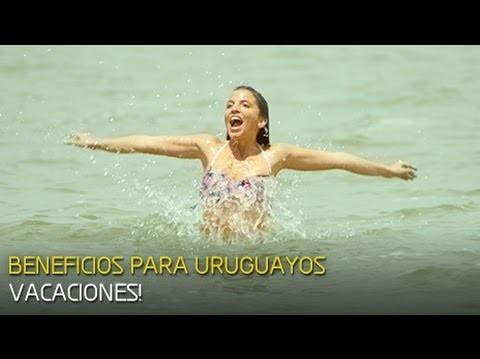 """""""Vacaciones en Uruguay"""" campaña de y para uruguayos con cómicas e irónicas dedicatorias"""