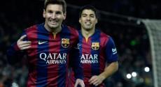"""Messi: """"Luis Suárez también se merecía estar entre los tres mejores"""""""