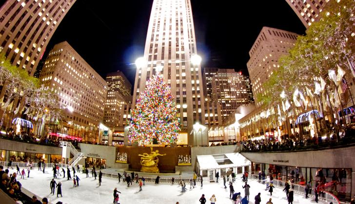 Fotos De La Navidad En Estados Unidos.Estados Unidos Consume En Luces De Arboles De Navidad Mas