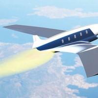 Llega el Antípoda, un avión capaz de dar la vuelta al mundo en una hora, o de viajar de Londres a Nueva York en 11 minutos