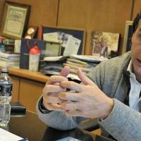 Senador Lacalle Poucoincide con las FF.AA en que para construcción de rutas pueden participar militares
