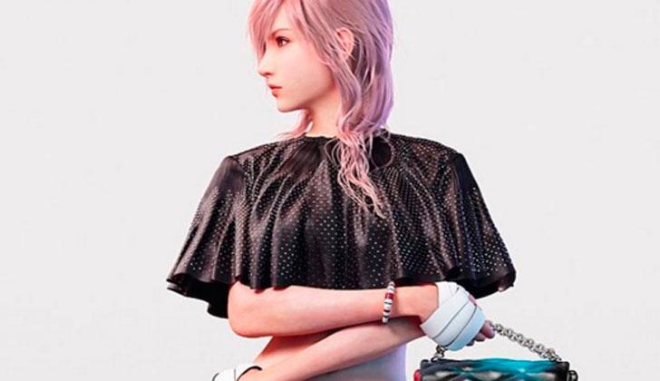 Louis Vuitton apuesta por una heroína de videojuegos como su nueva modelo.