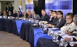 Secretarios de Estado reciben planteos de la sociedad organizada de pueblo Sequeira y este lunes sesiona el Consejo de Ministros