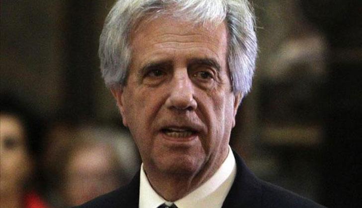 Tabaré Vázquez recibe a los ex presidentes Lacalle, Batlle, Sanguinetti y Mujica para analizar el futuro petrolero uruguayo