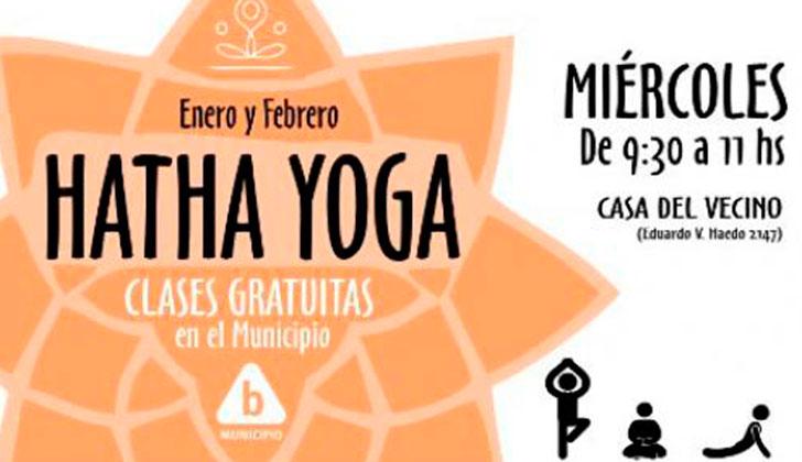 Clases gratuitas de yoga en el municipio b noticias uruguay lared21 diario digital - Clases de yoga en casa ...