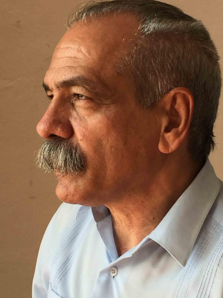 """González subraya que """"logramos encontrar a la persona que hizo la fosa donde se enterraron los restos del Che Guevara y dijo que no sabía para qué era""""."""