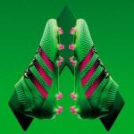 Adidas presentó nuevos zapatos de fútbol que aseguran el