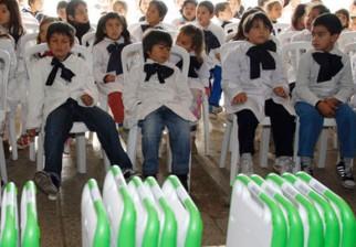 Baja histórica en repetición escolar se debe a programas aplicados desde 2005