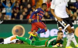 Barcelona se metió en la final de la Copa del Rey. Foto: EFE