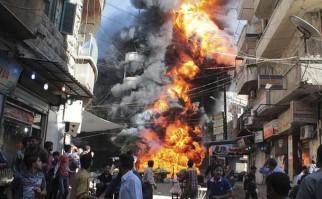 bombardeos-alepo